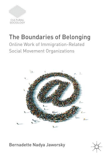 Cover of 'The Boundaries of Belonging'