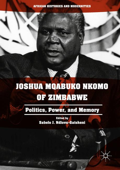 Cover of 'Joshua Mqabuko Nkomo of Zimbabwe'