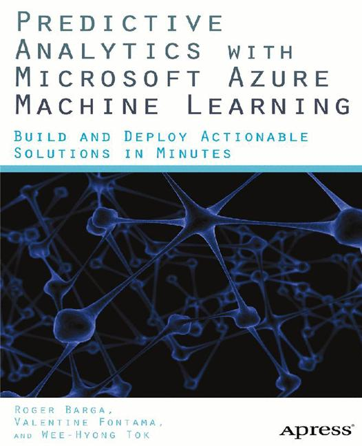 Cover of 'Predictive Analytics with Microsoft Azure Machine Learning'