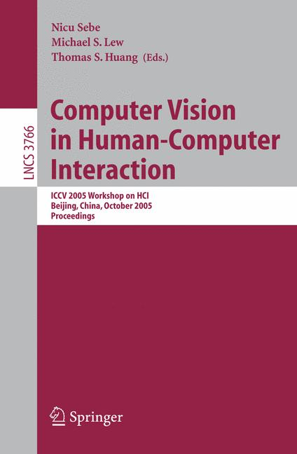 Cover of 'Computer Vision in Human-Computer Interaction'