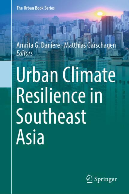 Cover of 'Urban Climate Resilience in Southeast Asia'