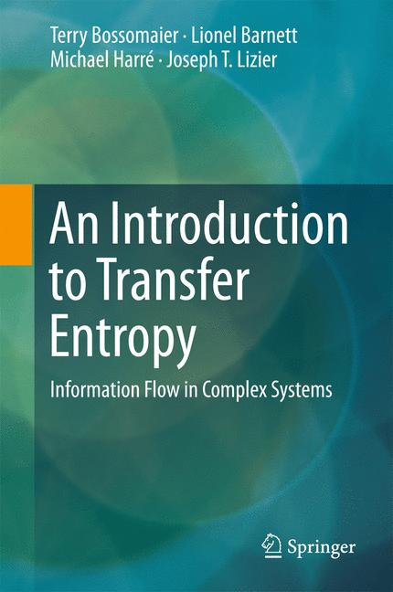 Cover of 'An Introduction to Transfer Entropy'