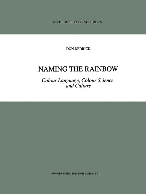 Cover of 'Naming the Rainbow'