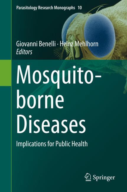 Cover of 'Mosquito-borne Diseases'