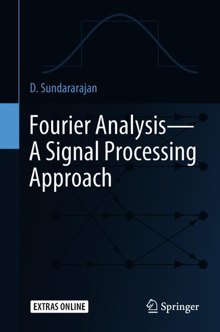 Cover of 'Fourier Analysis—A Signal Processing Approach'