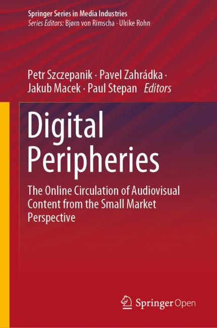 Cover of 'Digital Peripheries'
