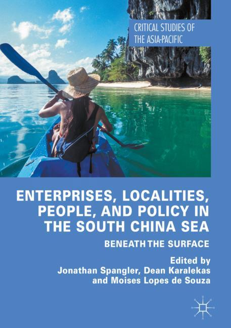 Cover of 'Enterprises, Localities, People, and Policy in the South China Sea'