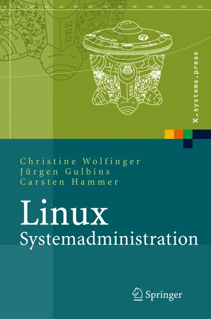 Cover of 'Linux-Systemadministration'
