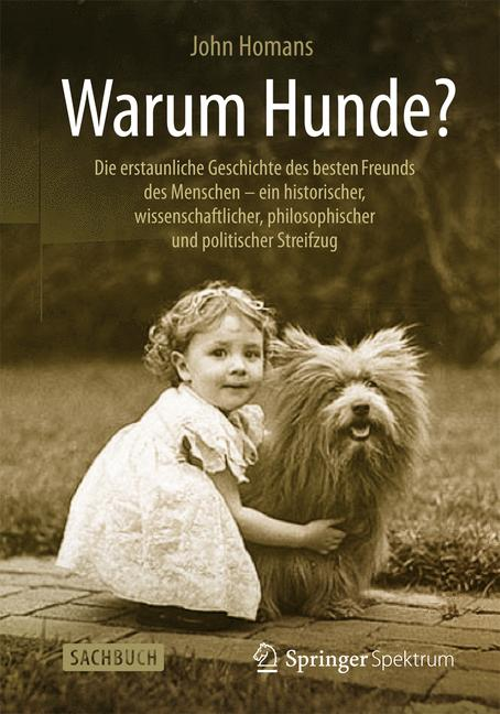 Cover of 'Warum Hunde?'