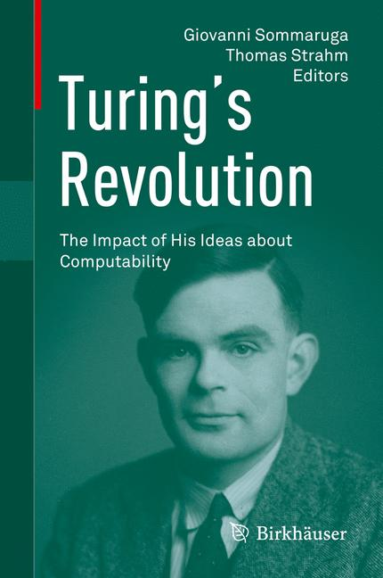 Cover of 'Turing's Revolution'