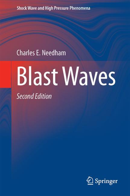 Cover of 'Blast Waves'