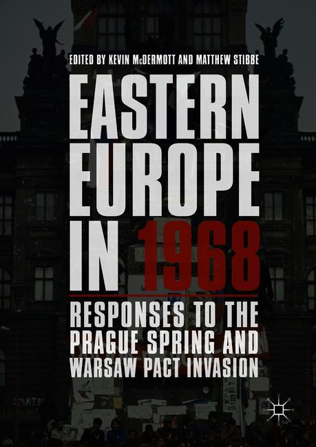 Cover of 'Eastern Europe in 1968'