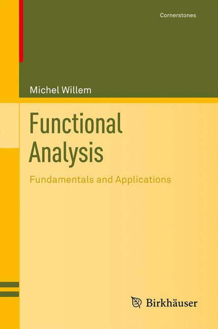Cover of 'Functional Analysis'
