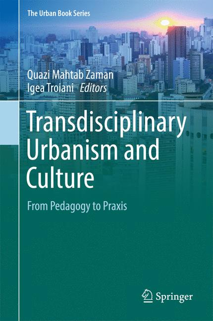 Cover of 'Transdisciplinary Urbanism and Culture'