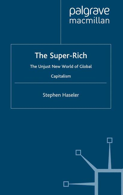Cover of 'The Super-Rich'