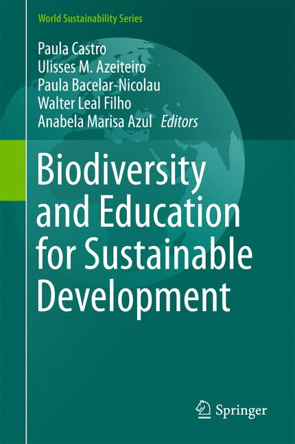 Cover of 'Biodiversity and Education for Sustainable Development'