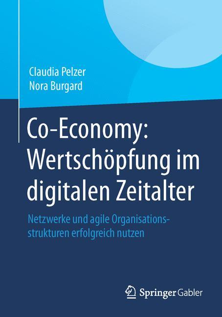 Cover of 'Co-Economy: Wertschöpfung im digitalen Zeitalter'