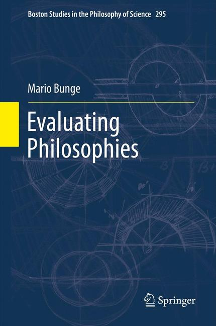Cover of 'Evaluating Philosophies'