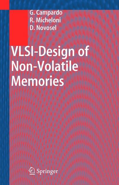Cover of 'VLSI-Design of Non-Volatile Memories'