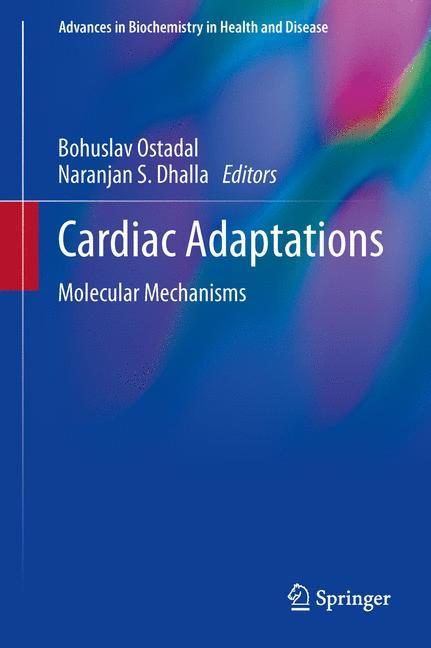 Cover of 'Cardiac Adaptations'