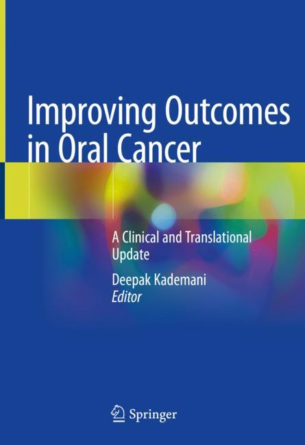 Cover of 'Improving Outcomes in Oral Cancer'