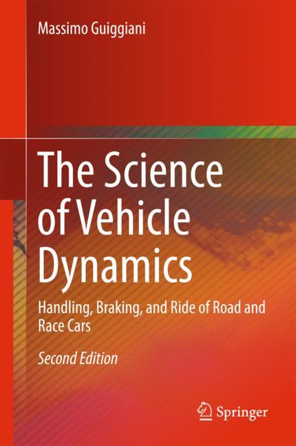 Cover of 'The Science of Vehicle Dynamics'