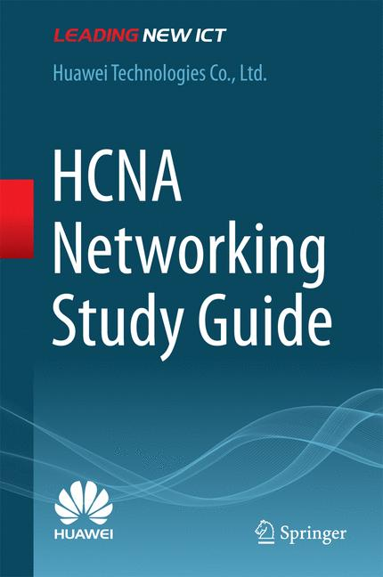 Cover of 'HCNA Networking Study Guide'