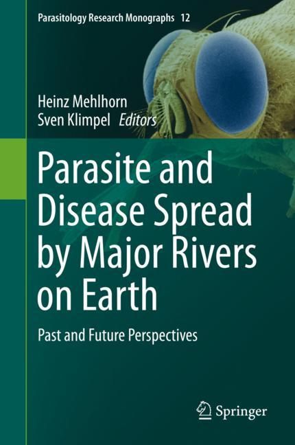Cover of 'Parasite and Disease Spread by Major Rivers on Earth'
