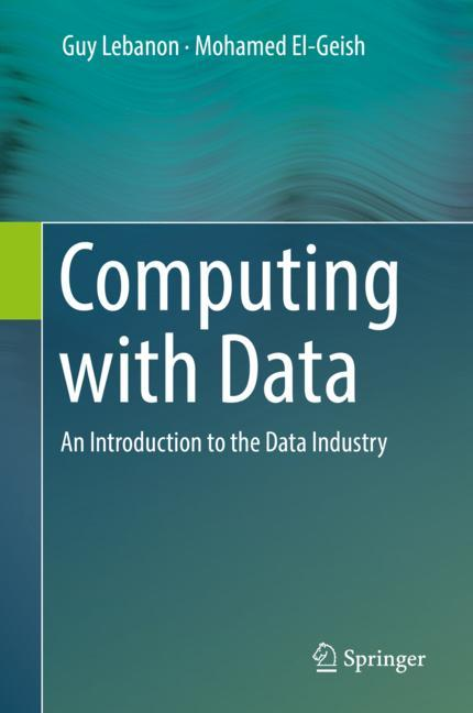 Cover of 'Computing with Data'