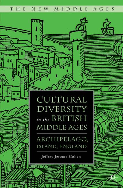 Cover of 'Cultural Diversity in the British Middle Ages'