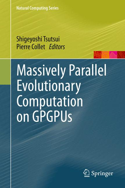 Cover of 'Massively Parallel Evolutionary Computation on GPGPUs'