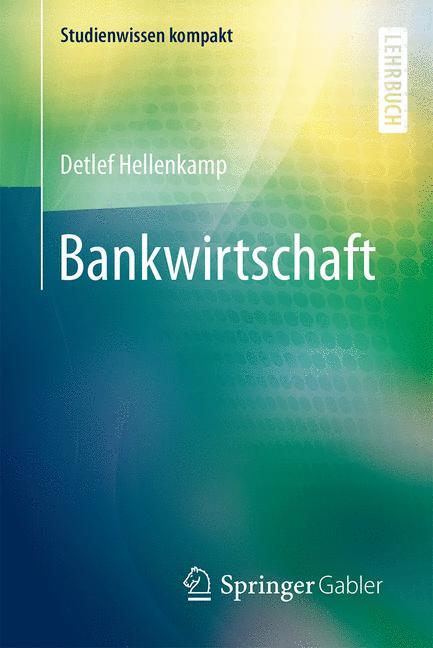Cover of 'Bankwirtschaft'