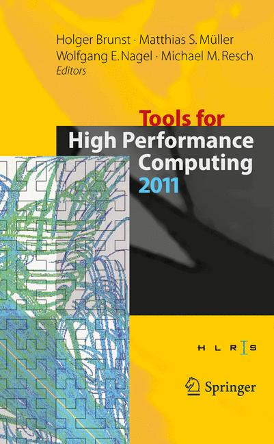 Cover of 'Tools for High Performance Computing 2011'