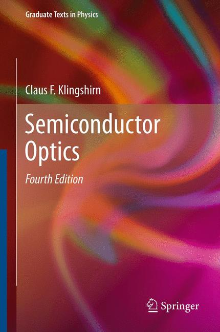 Cover of 'Semiconductor Optics'