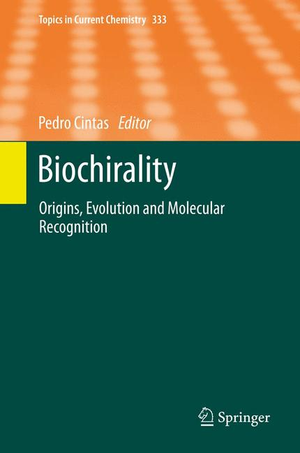 Cover of 'Biochirality'