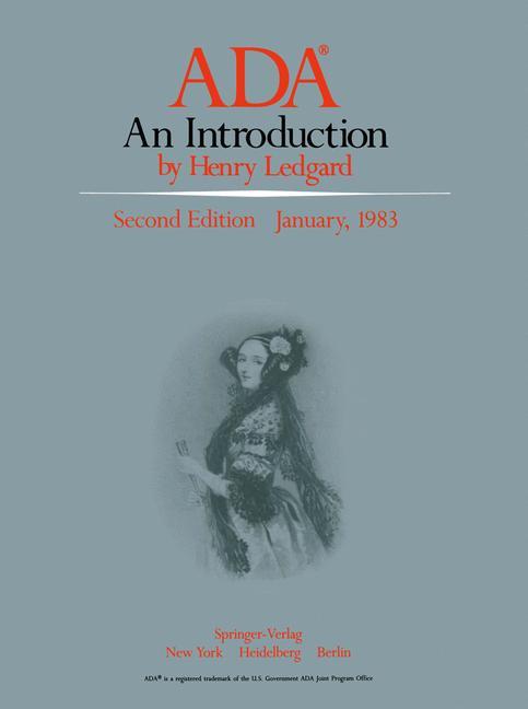 Cover of 'ADA®'