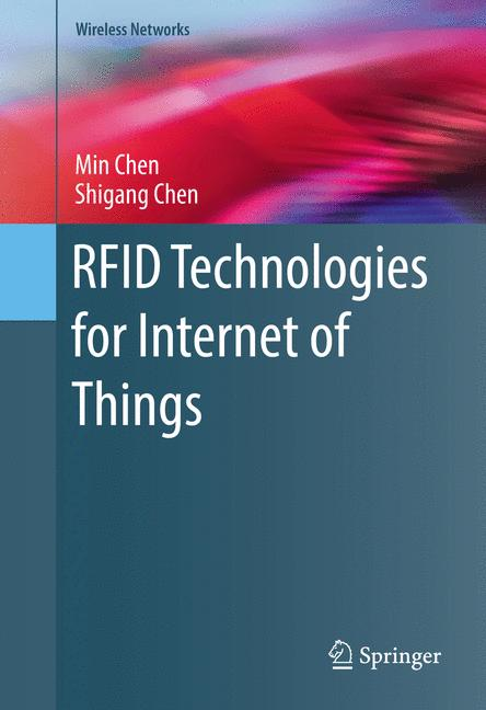 Cover of 'RFID Technologies for Internet of Things'
