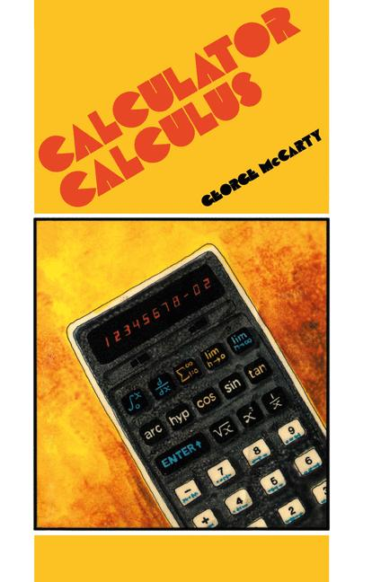Cover of 'Calculator Calculus'
