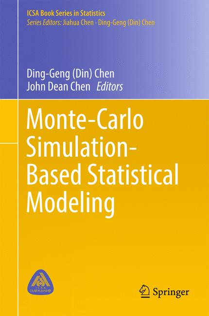 Cover of 'Monte-Carlo Simulation-Based Statistical Modeling'