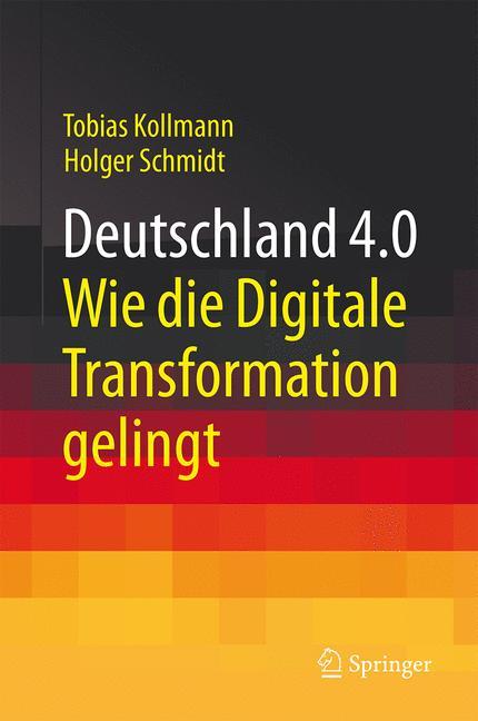Cover of 'Deutschland 4.0'