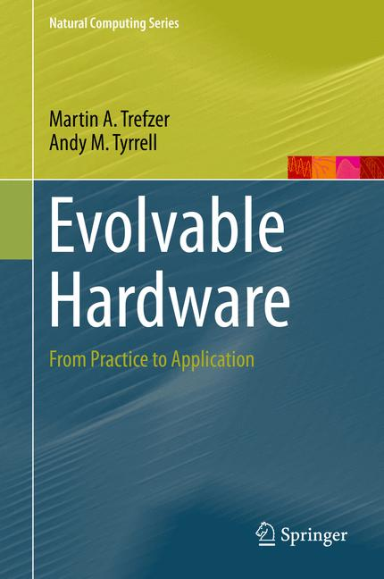 Cover of 'Evolvable Hardware'