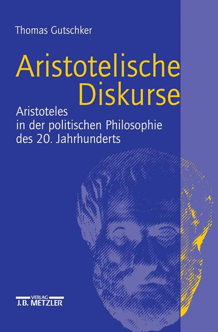 Cover of 'Aristotelische Diskurse'