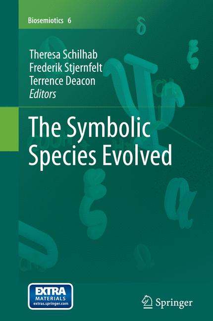 Cover of 'The Symbolic Species Evolved'