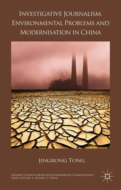 Cover of 'Investigative Journalism, Environmental Problems and Modernisation in China'