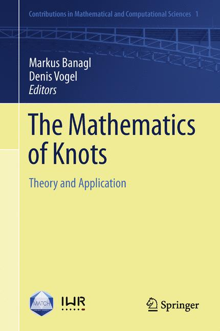 Cover of 'The Mathematics of Knots'