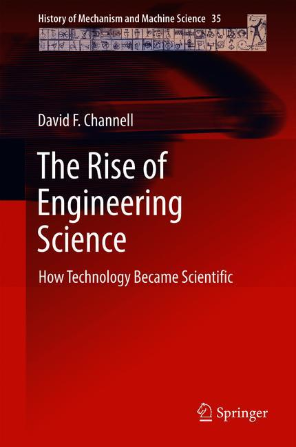Cover of 'The Rise of Engineering Science'