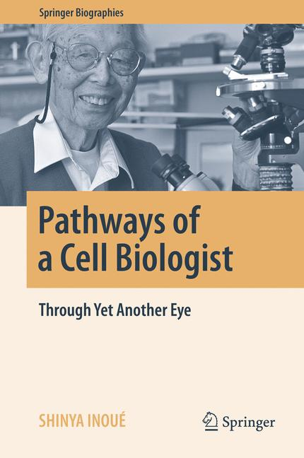 Cover of 'Pathways of a Cell Biologist'