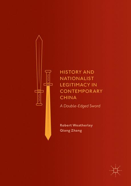 Cover of 'History and Nationalist Legitimacy in Contemporary China'