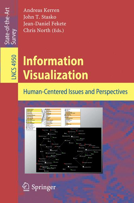 Cover of 'Information Visualization'