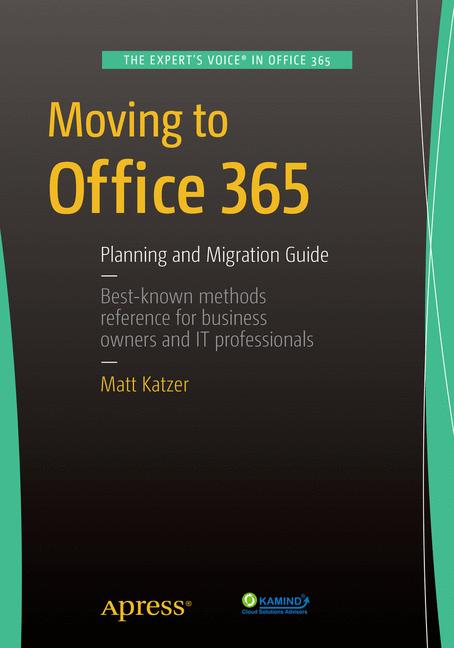 Cover of 'Moving to Office 365'